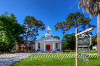Historical Society of Sarasota Count, Bidwell_Wood House, Sarasota, Florida