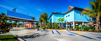 Tandem Construction Fins Restaurant,​ Venice, Florida