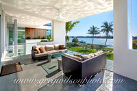 Architect Guy Peterson & Builder Michael Walker Lighthouse Point Project on Longboat Key, Florida